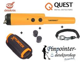 X PointerDeteknix Quest