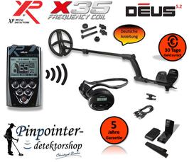 XP DEUS X35 22 RC WS4