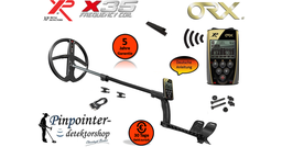XP ORX X35 28 (Ohne Kopfhörer)