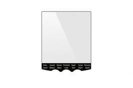 Minelab Bildschirmschutz Folie Equinox, mehrsprachig