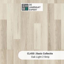 CL450 Basic Oak Light 2 strip (sample)