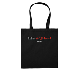 """SCHORSCH"" SHOPPING BAG"