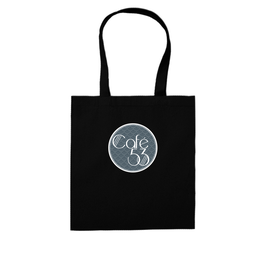 """CAFE 53"" SHOPPING BAG"