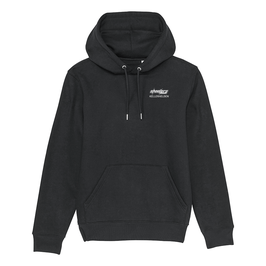 "BLACK ""SHOOTERS"" HOODY  KELLERHELDEN - OLD SCHOOL"