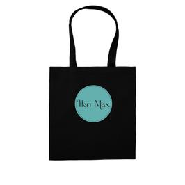 """HERR MAX"" SHOPPING BAG"