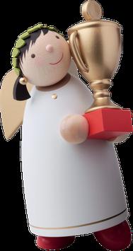 Schutzengel mit Pokal (Gewinner)