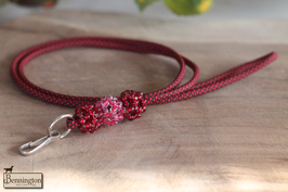 "Gloss Paracord ""Red Star"""
