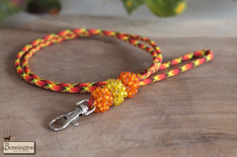 "Gloss Paracord ""Fireball"""