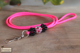 "Gloss Paracord ""Neonpink"""