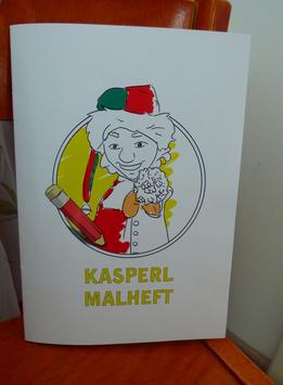 Kasperl Malheft