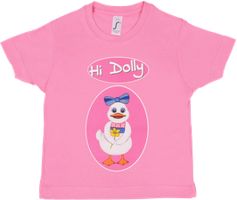 Hi Dolly - Girls T-Shirt