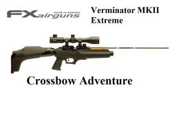 """FX Verminator MKII (MK2) Extreme Arrow """"nur Gewehr"""""""