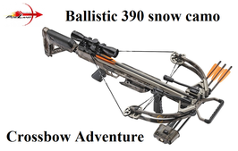 PoeLang Ballistic 390 snow camo