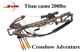 Armbrust PoeLang Titan 200lbs camo