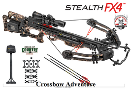 Tenpoint Stealth FX4 ACUdraw