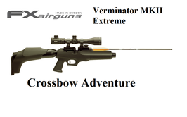 "FX Verminator MKII (MK2) Extreme Arrow ""Set 2"""