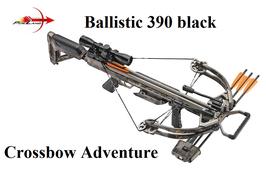 PoeLang Ballistic 390 black