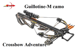 Armbrust PoeLang Guillotine-M camo 185lbs