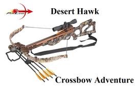Armbrust Desert Hawk 225lbs
