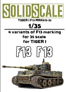 MRK013 TIGER I F13