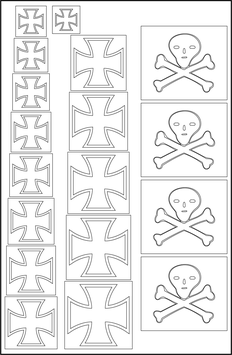 MRK014 RITTERKREUZE