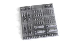 EF35147 1/35   DETAIL SET FOR STUG. III B-F