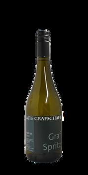 GRAF SPRITZ weiss Perlwein mit zugesetzter Kohlensaeure 0,75L