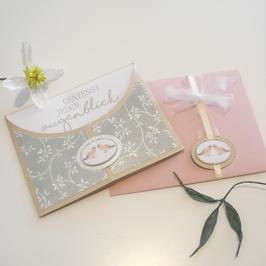 BASTELPACK Hochzeitskarte
