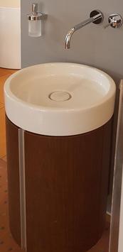 Waschtisch- Anlage Duravit