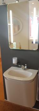 Waschtisch- Anlage Ideal Standard