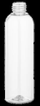 FLACON CRISTAL 250 ml + pompe noire