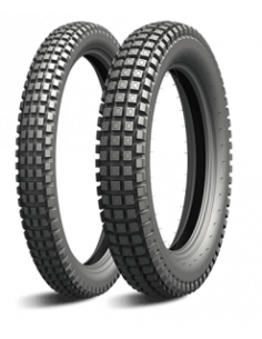 CUBIERTA MICHELIN 4.00-R18 M/C 64M TL TRIAL COMPETITION X11 R