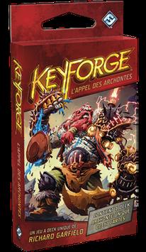 Keyforge l'Appel des Archontes deck