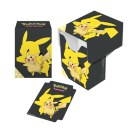 Box Pokemon Pikachu