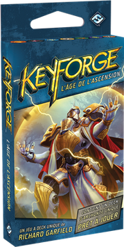 Keyforge l'Age de l'Ascension deck