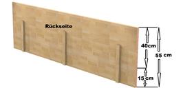 Kopfteil - Erhöhung (Standard 40 cm)