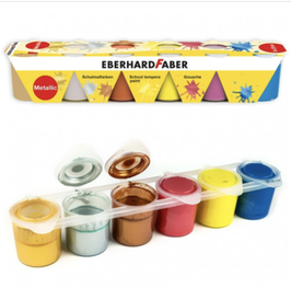 Eberhard Faber Schulmalfarben metallic
