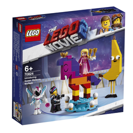 LEGO Movie 2 Das ist Königin Wasimma Si-Willi