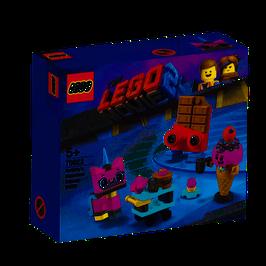 LEGO Movie 2 Einhorn-Kittys miedlichste Freunde aller Zeiten!