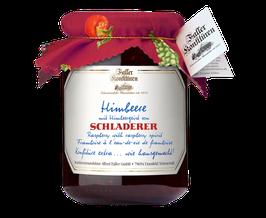 Himbeer-Konfitüre extra mit SCHLADERER Himbeergeist 450g