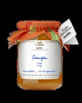 Faller Orangen-Marmelade aus dem Schwarzwald 450g ... wie hausgemacht!