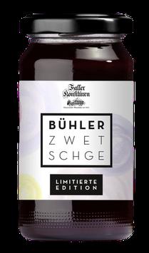Faller - Zwetschgen Fruchtaufstrich Bühler Zwetschge 235g. Limitierte Edition