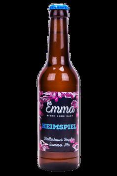"""""""Heimspiel"""" - Freiburger Craft Bier aus der Brauerei """"Emma - Biere ohne Bart"""""""