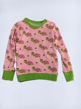 Shirt Schildkröten auf rosa  (T66/1)