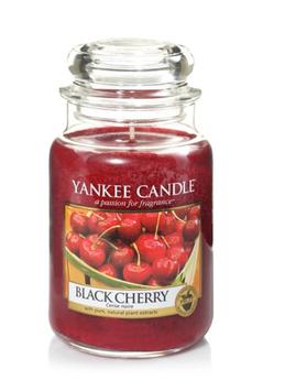 black Cherry - Großes Classic Jar