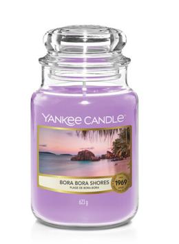 Bora Bora Shores - Großes Classic Jar