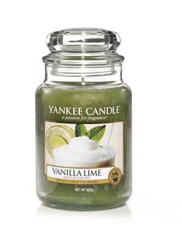 Vanilla Lime - Großes Classic Jar