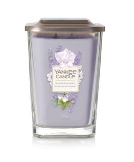 Yankee Candle - Sea Salt & Lavender 552g