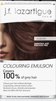 Auburn Colouring Emulsion