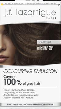 Chestnut Colouring Emulsion